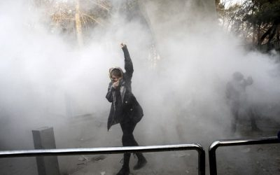 Toosheh, Iranian Protests, and Internet Shutdown